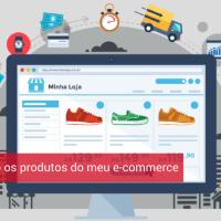 Descrevendo os produtos do meu e-commerce
