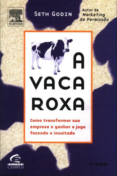 livro a vaca roxa